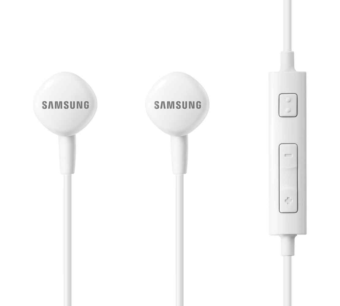 Samsung EO-HS1303WEG In-ear Headphones with Remote (κλήσεις & μουσική) White (Blister)