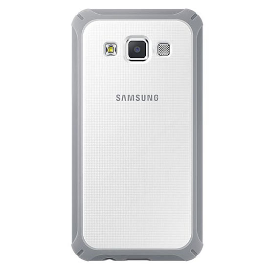 Samsung EF-PA300BSE Protective Cover Case για Samsung SM-A300F Galaxy A3 Silver/White