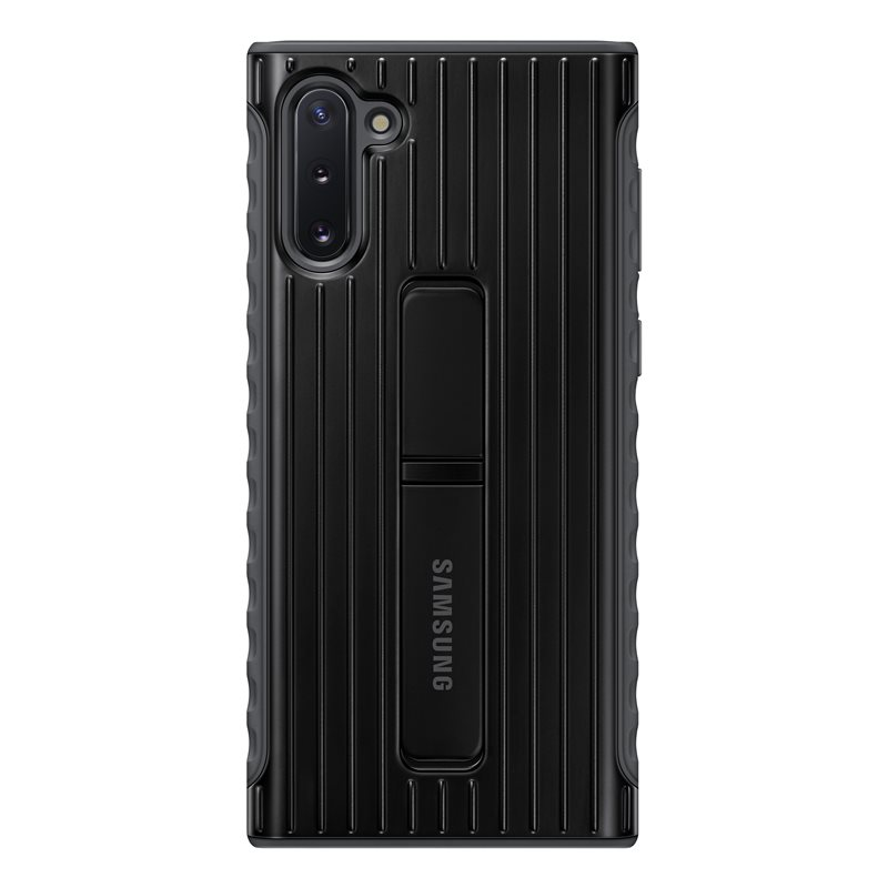 "Samsung EF-RN970CBE ""Ultimate Device Protection"" Protective Standing Cover Case για Samsung SM-N970 Note 10 Black"