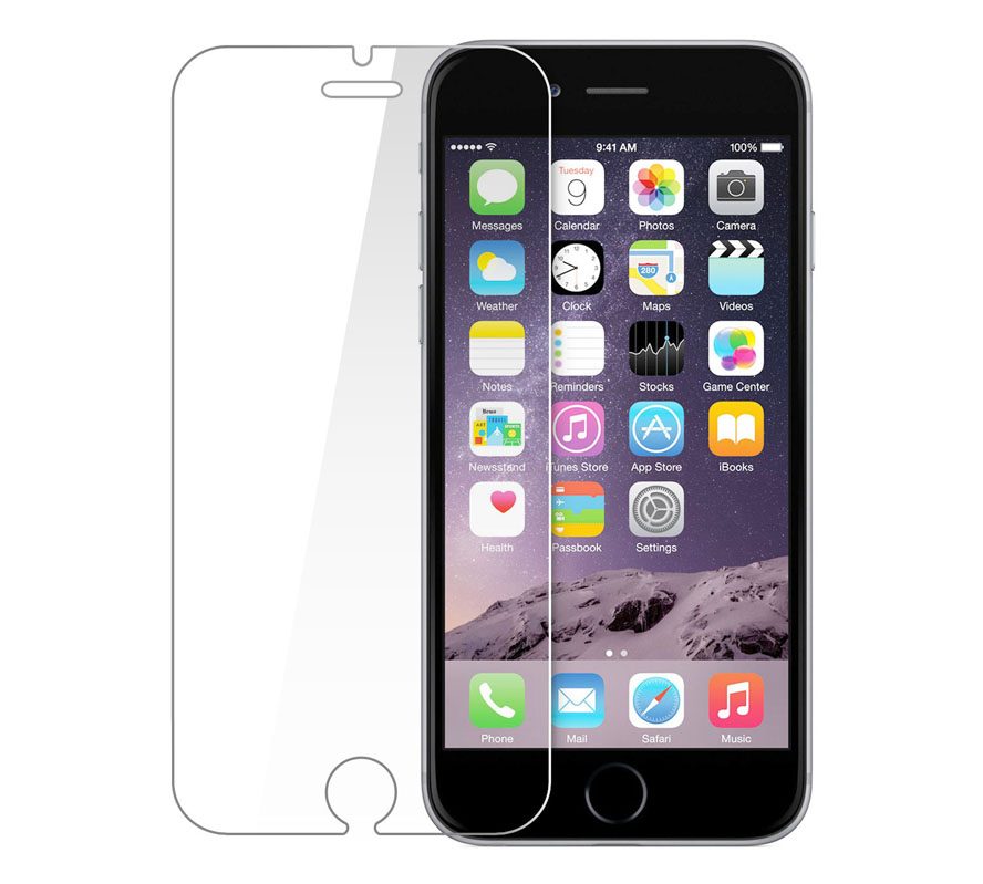 "Forever Premium Tempered Glass Screen Protector για Apple iPhone 6 Plus / 6S Plus (5.5"")"