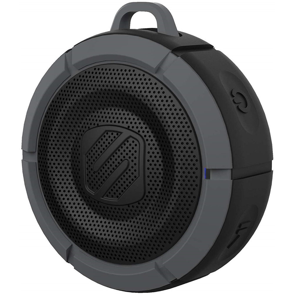"Scosche BoomBuoy ""Floating Waterproof Bluetooth Speaker 3W"" Black"