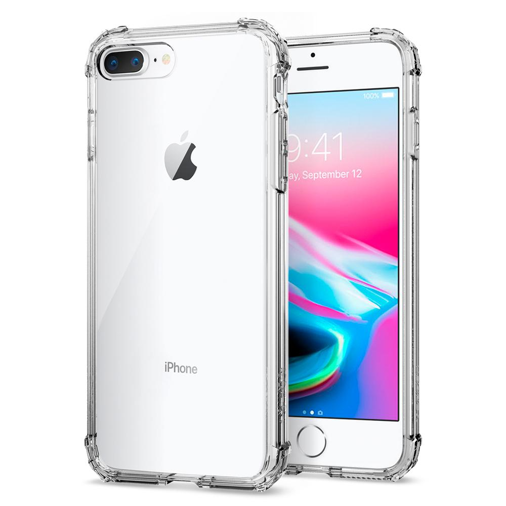"Spigen (SGP-043CS20314) Case Crystal Shell για Apple iPhone 7 & 8 Plus (5.5"") Clear Crystal"