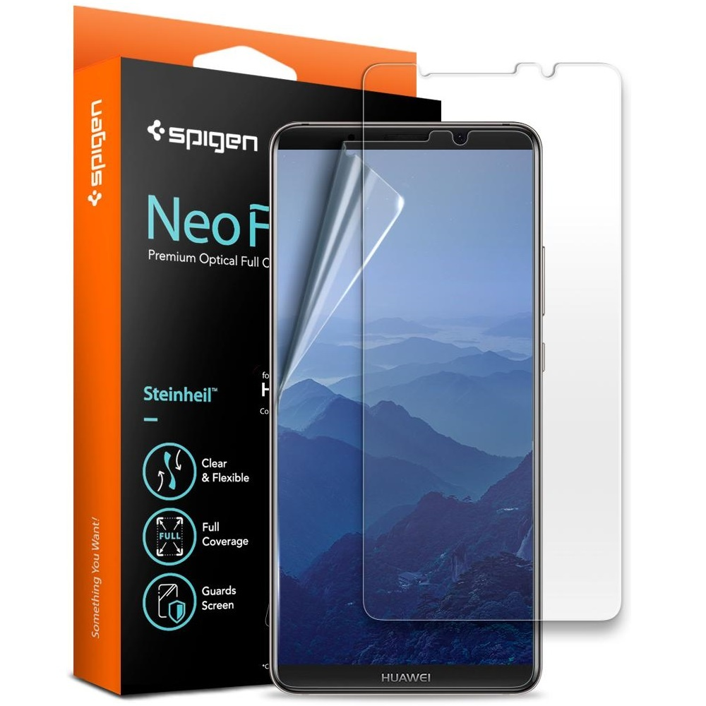 Spigen (L19FL22668) Screen Protector Neo Flex για Huawei Mate 10 Pro (2pcs)