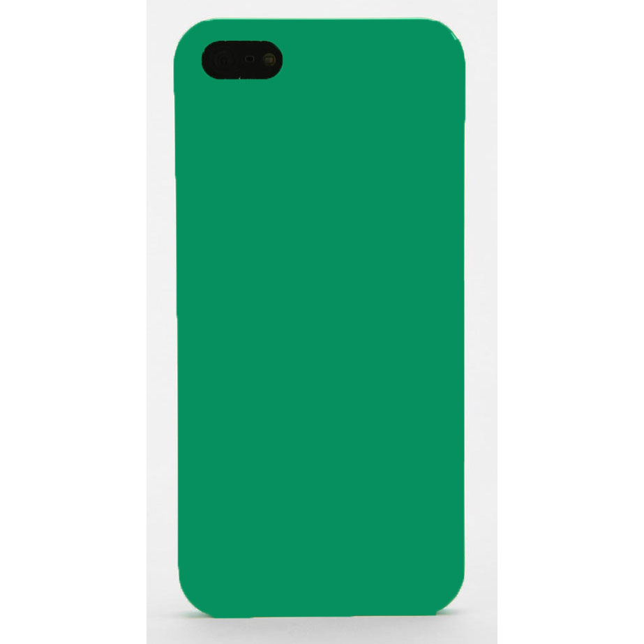 STK Fashionable Protective TPU Case για iPhone 5 Green (Λεπτή και ελαφριά!)