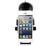 Soultronic HX-M-X1 Easy One Touch Universal Car Holder για Κινητά, Smartphones, MP3/MP4 Player, PDA, PNA, iPhone ή iPod