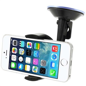 Soultronic HX-M-X2 Easy One Touch Universal Car Holder για Κινητά, Smartphones, MP3/MP4 Player, PDA, PNA, iPhone ή iPod