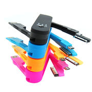 Soultronic MDC11 Ροζ Swiss Army Knife Design 3-in-1 Multi Data & Charge Cable για Apple & Android συσκευές