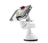 Fly S2224W-X White Claw Style Universal Car Holder για Κινητά, Smartphones, MP3/MP4 Player, PDA, PNA, iPhone ή iPod