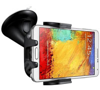 Soultronic V21 Universal Car Holder για Κινητά, Smartphones, MP3/MP4 Player, PDA, PNA, iPhone ή iPod