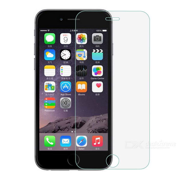 "Soultronic Premium Tempered 3D Full Face Glass Protector για Apple iPhone 6 / 6S (4.7"") Clear"