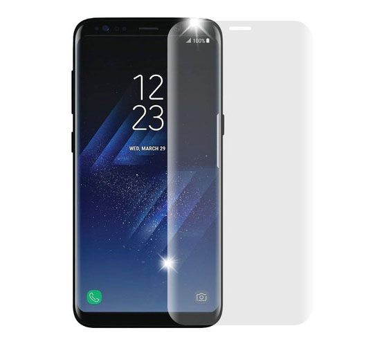 Soultronic Premium Tempered Full Face Glass Protector για Samsung SM-G955F Galaxy S8+ (Plus) Clear