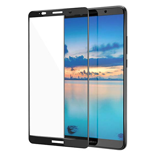 Soultronic Premium 3D Tempered Full Glass Protector για Huawei Mate 10 Pro Black