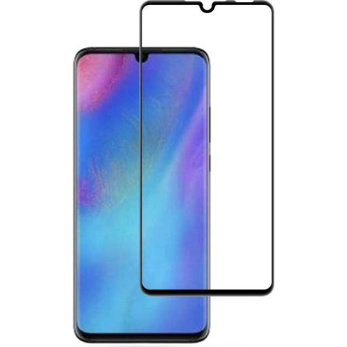 Soultronic Premium 3D Tempered Full Glass Protector για Huawei P30 Black