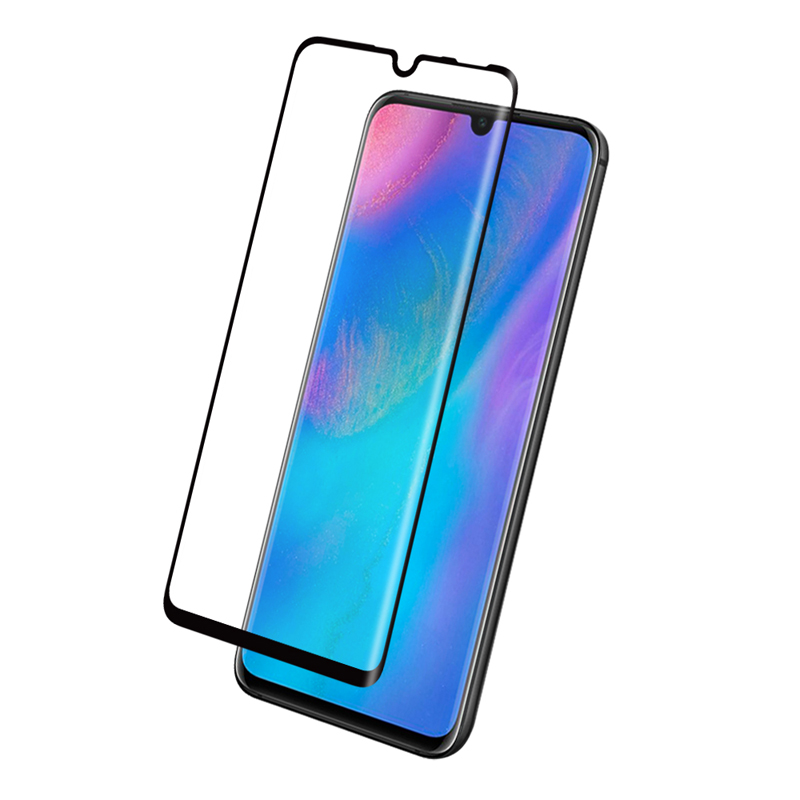 Soultronic Premium 3D Tempered Full Glass Protector για Huawei P30 Lite Black