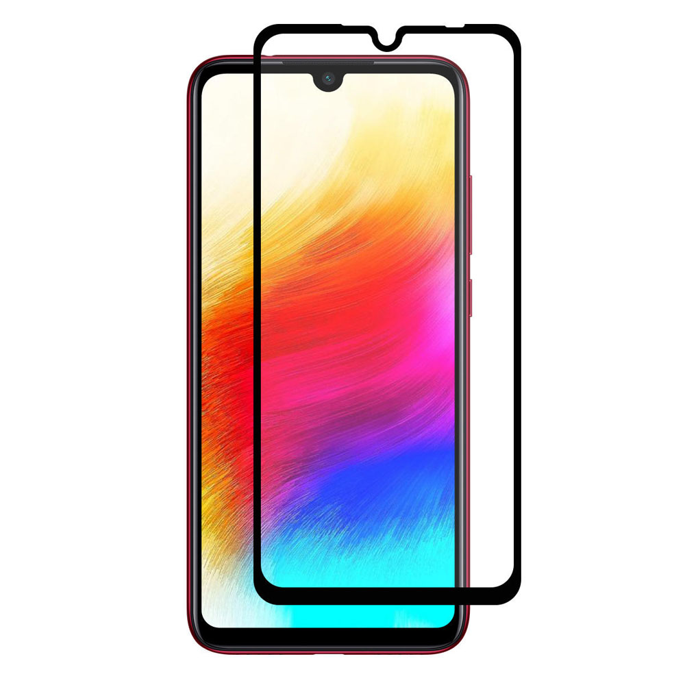 Soultronic Tempered Glass Full Face Screen Protector για Xiaomi Redmi Note 7 Black