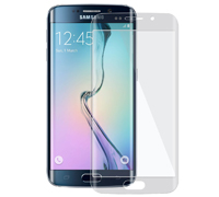 Soultronic Full Cover (Curved) Tempered Glass Protector για Samsung SM-G925F Galaxy S6 Edge Clear