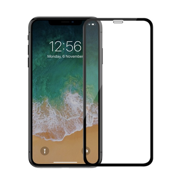 Soultronic Premium Tempered 3D Full Face Glass Protector για Apple iPhone XR