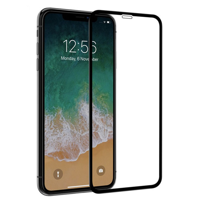 Soultronic Premium Tempered 3D Full Face Glass Protector για Apple iPhone X / XS - 11 Pro