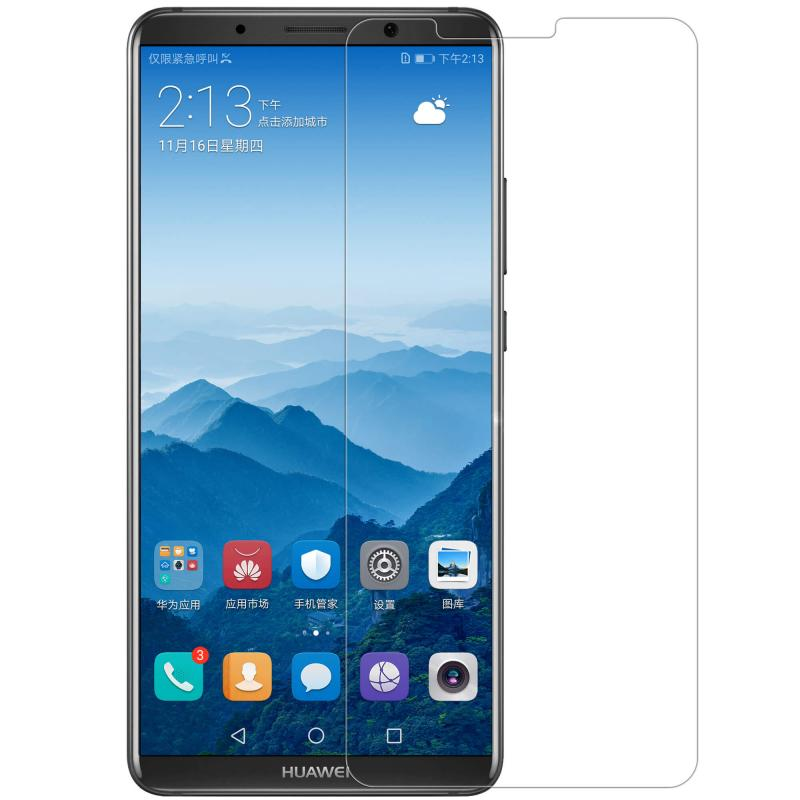Soultronic Tempered Glass Screen Protector για Huawei Mate 10 Pro