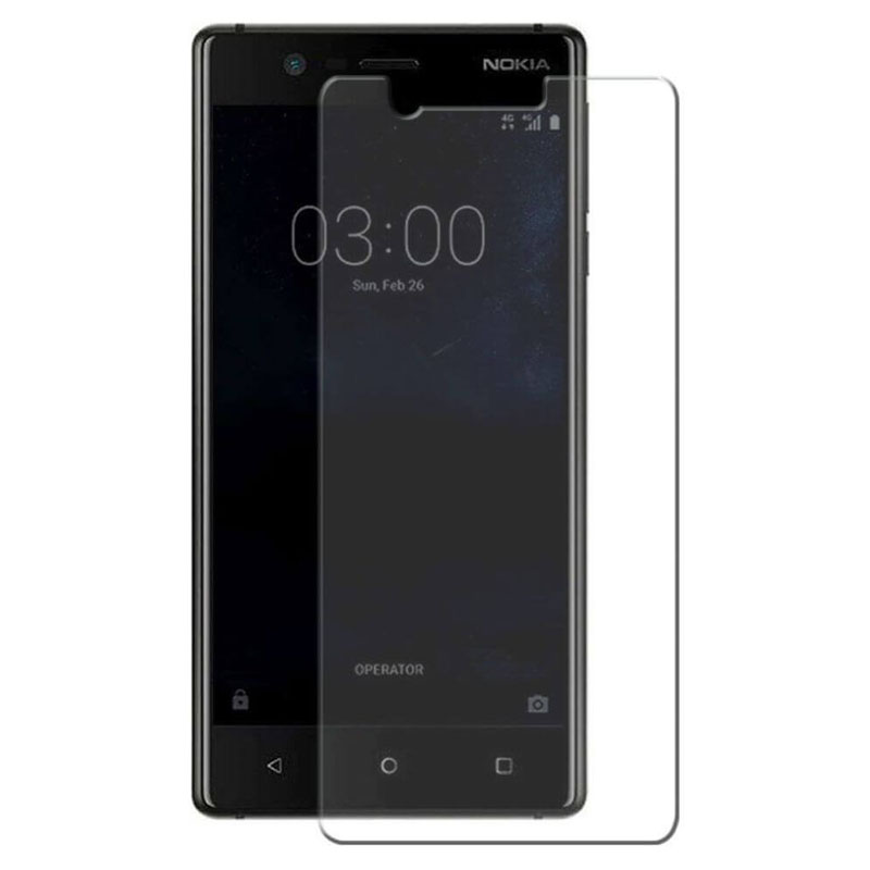 Soultronic Tempered Glass Screen Protector για Nokia 3