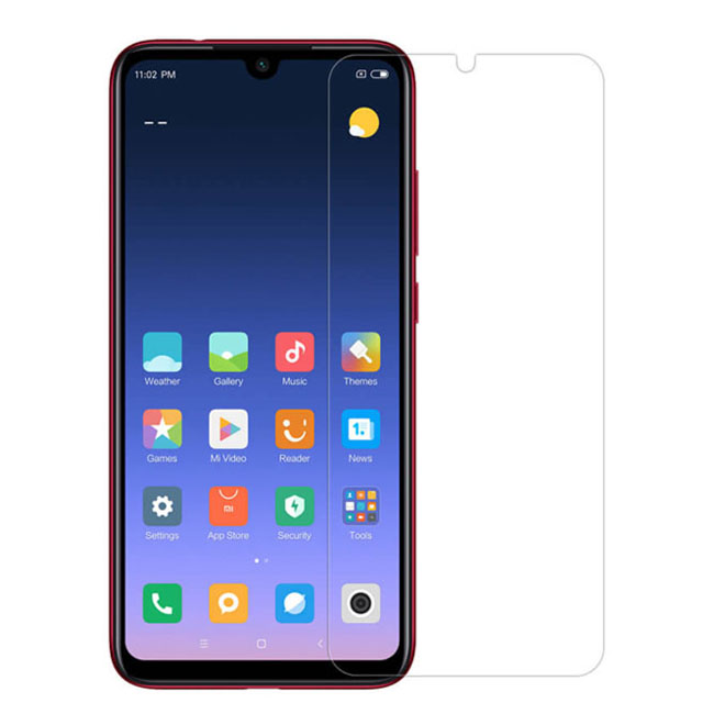 Soultronic Tempered Glass Screen Protector για Xiaomi Redmi Note 7