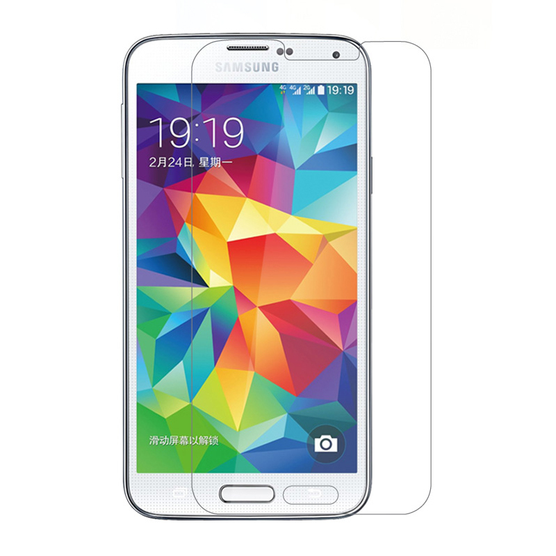 Soultronic Tempered Glass Screen Protector για Samsung SM-G800F Galaxy S5 Mini