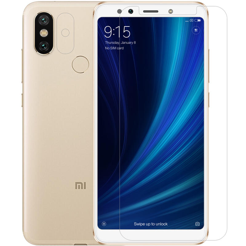 Soultronic Tempered Glass Screen Protector για Xiaomi Mi A2 / Mi 6X
