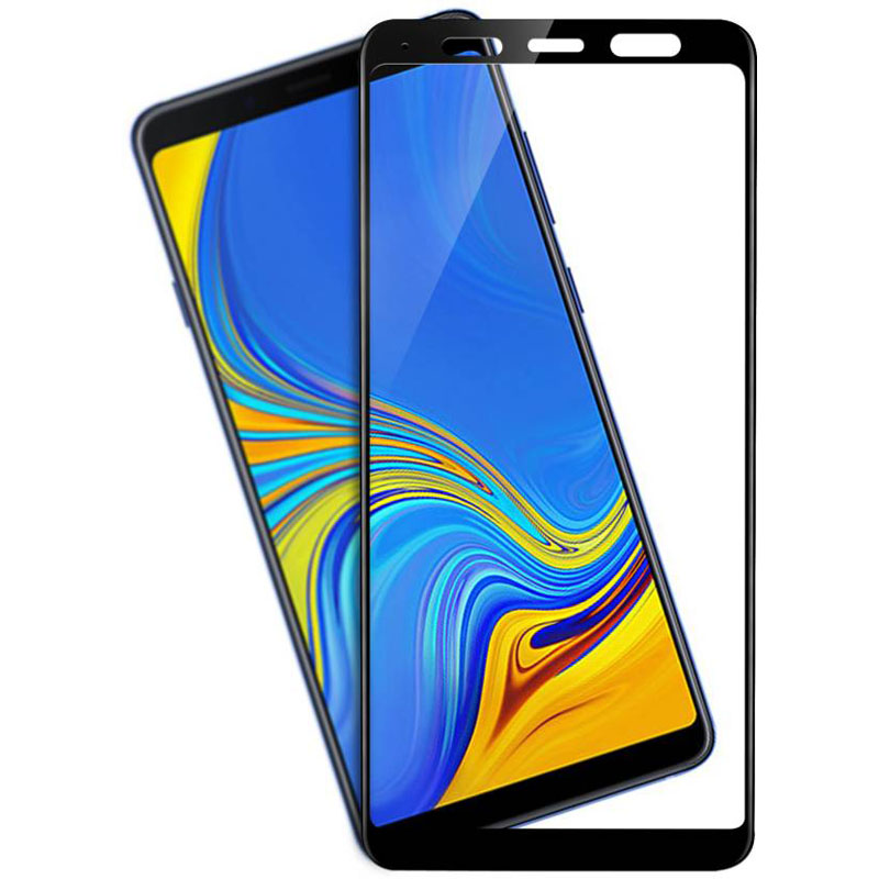Soultronic Premium Tempered 3D Full Face Glass Protector για Samsung SM-A920F Galaxy A9 (2018) Black