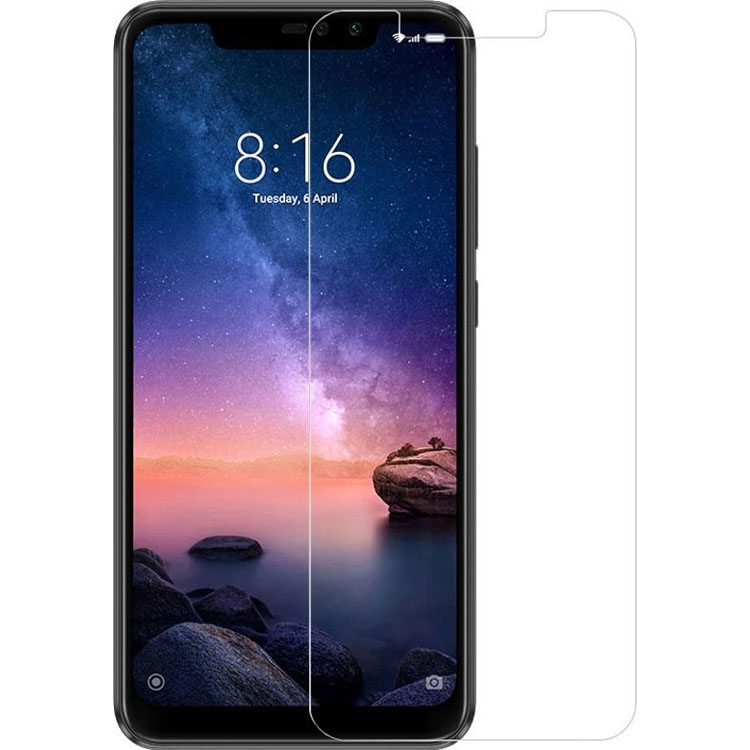 Soultronic Tempered Glass Screen Protector για Xiaomi Redmi Note 6 Pro