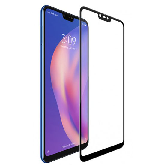 Soultronic Tempered Glass Full Face Screen Protector για Xiaomi Mi 8 Lite