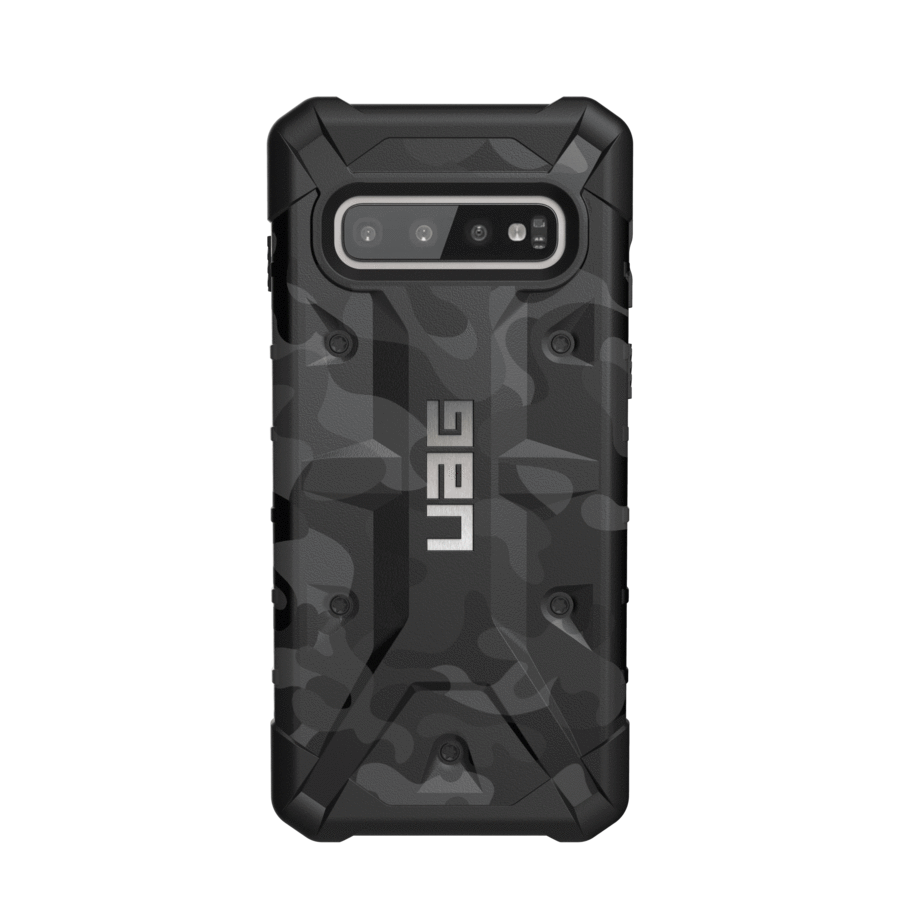 UAG Original Protective Cover Case Camo Series για Samsung SM-G973F Galaxy S10 Black