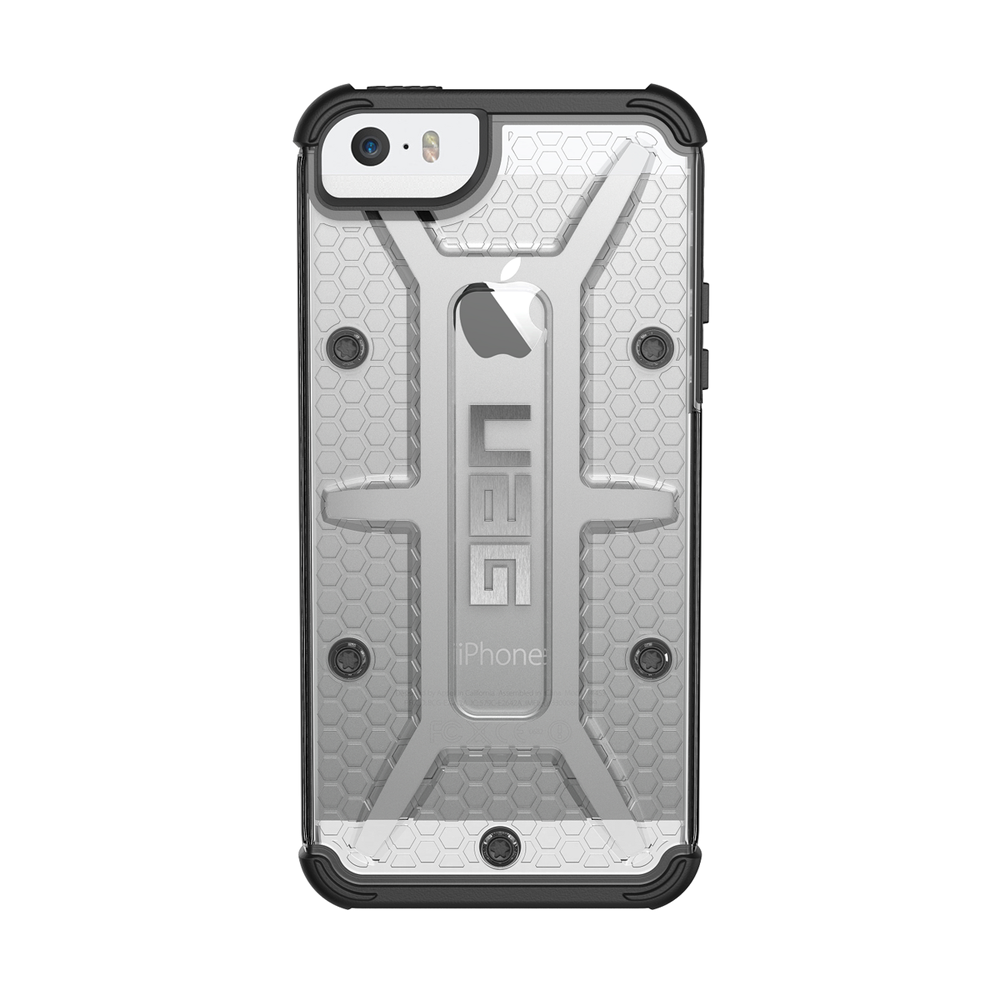 UAG Original Protective Cover Case Composite Series για Apple iPhone 5 / 5S / SE ICE (Clear)