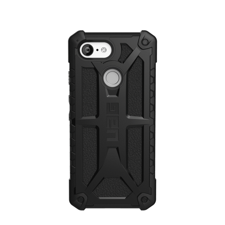 UAG Original Protective Cover Case Monarch Series για Google Pixel 3 Black
