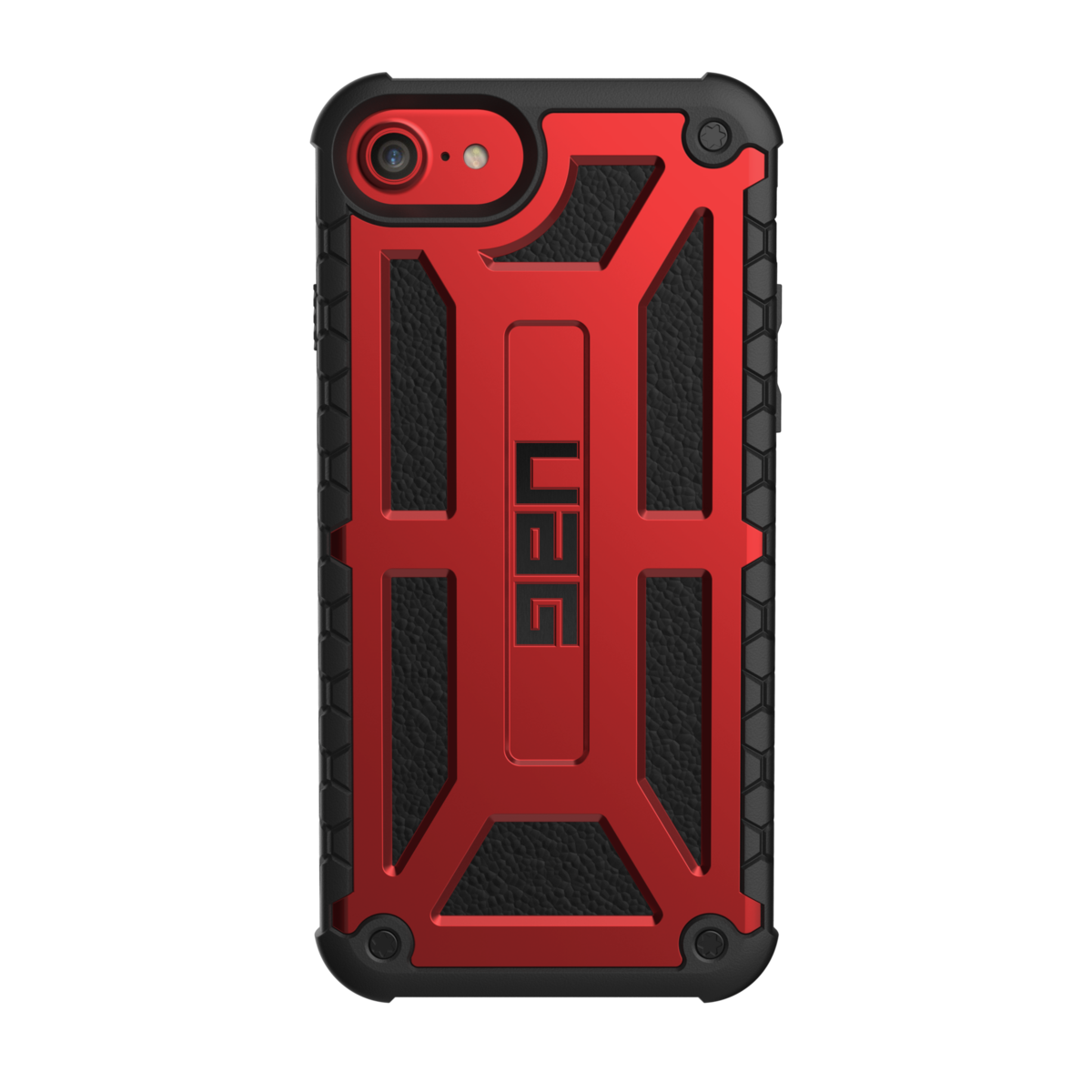 "UAG Original Protective Cover Case Monarch Series για Apple iPhone 7 & 8 (4.7"") & iPhone 6 / 6S (4.7"") Crimson Red"