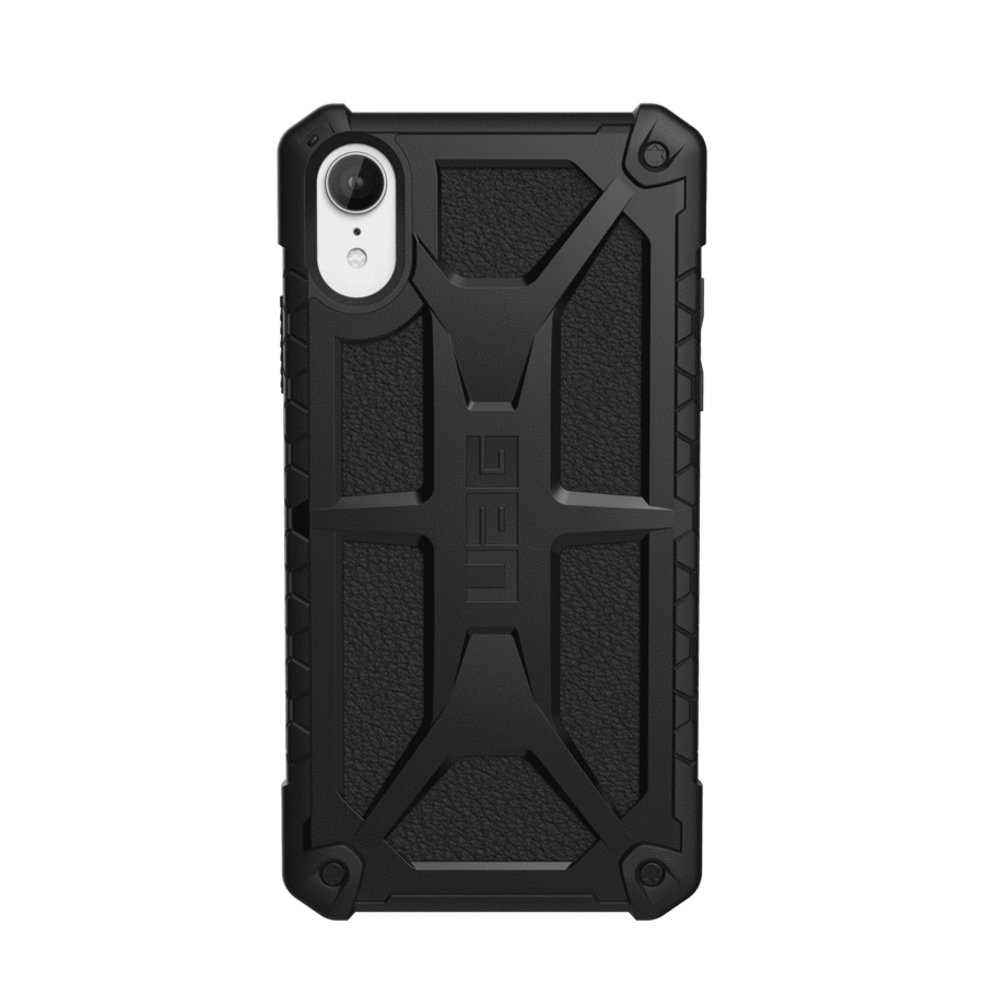 UAG Original Protective Cover Case Monarch Series για Apple iPhone XR Black