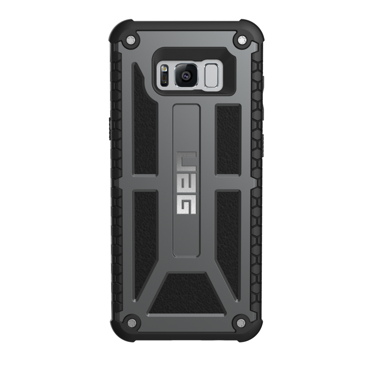 UAG Original Protective Cover Case Monarch Series για Samsung SM-G950F Galaxy S8 Graphite