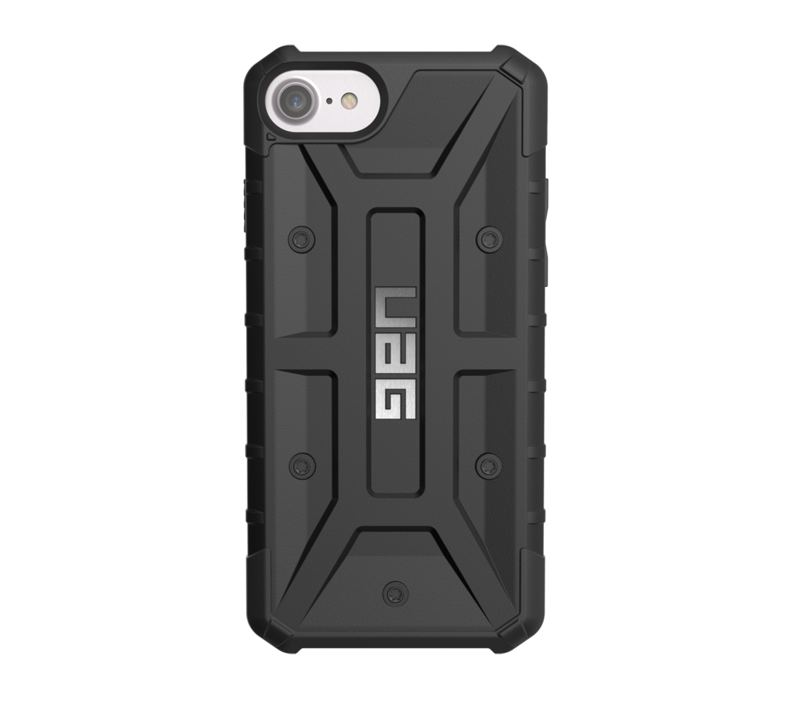 "UAG Original Protective Cover Case Pathfinder Series για Apple iPhone 7 & 8 (4.7"") & iPhone 6 / 6S (4.7"") Black"