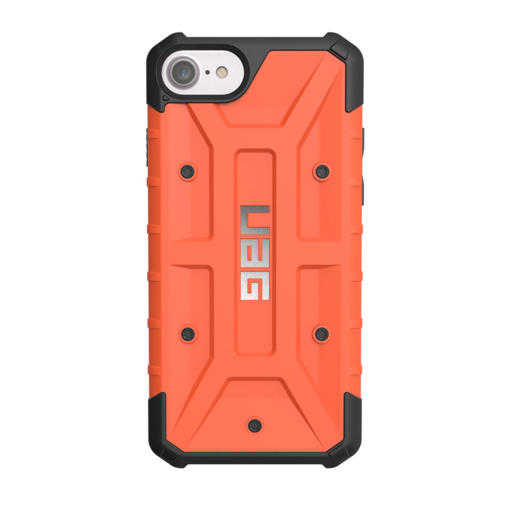 "UAG Original Protective Cover Case Pathfinder Series για Apple iPhone 7 & 8 (4.7"") & iPhone 6 / 6S (4.7"") Orange"