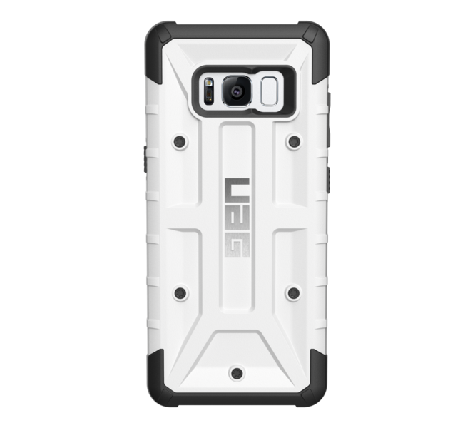 UAG Original Protective Cover Case Pathfinder Series για Samsung SM-G950F Galaxy S8 White