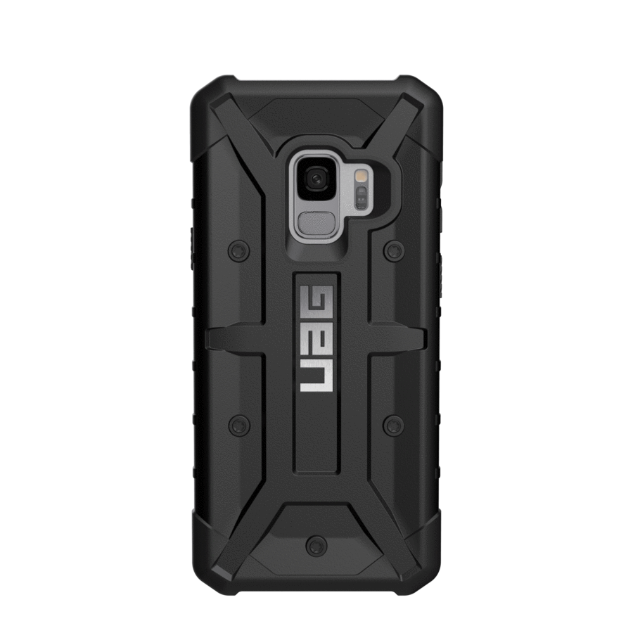 UAG Original Protective Cover Case Pathfinder Series για Samsung SM-G960F Galaxy S9 Black