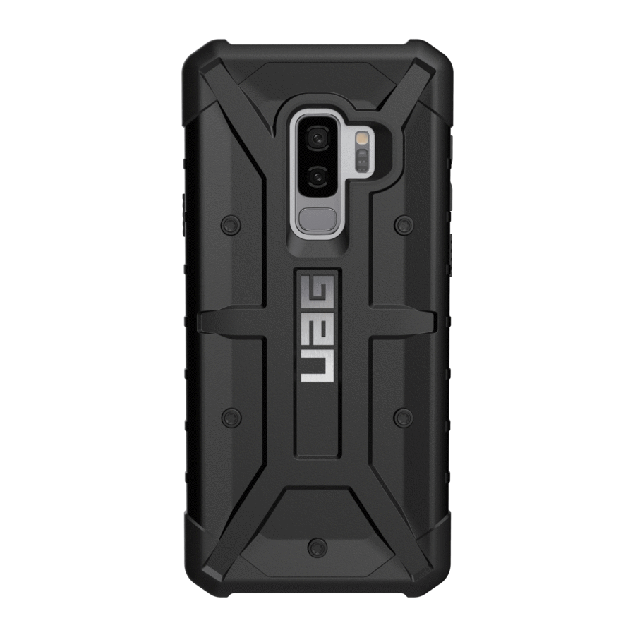 UAG Original Protective Cover Case Pathfinder Series για Samsung SM-G965F Galaxy S9+ (Plus) Black