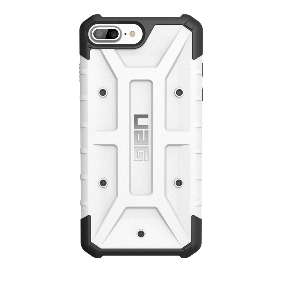 "UAG Original Protective Cover Case Pathfinder Series για Apple iPhone 7 & 8 Plus (5.5"") & iPhone 6s Plus (5.5"") White"