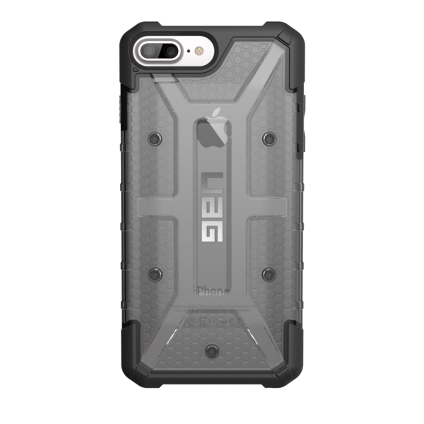 "UAG Original Protective Cover Case Plasma Series για Apple iPhone 7 & 8 Plus (5.5"") & iPhone 6s Plus (5.5"") ASH (Smoke)"