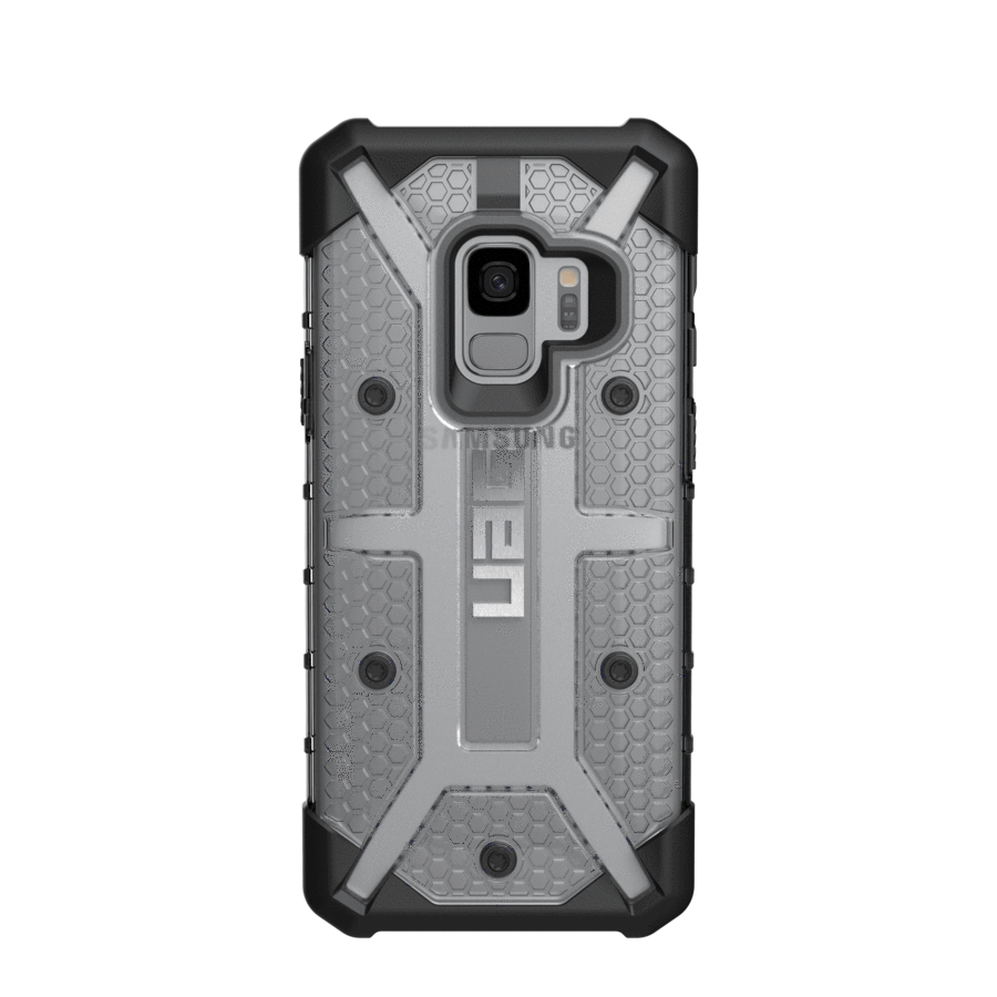 UAG Original Protective Cover Case Plasma Series για Samsung SM-G960F Galaxy S9 ICE (Clear)