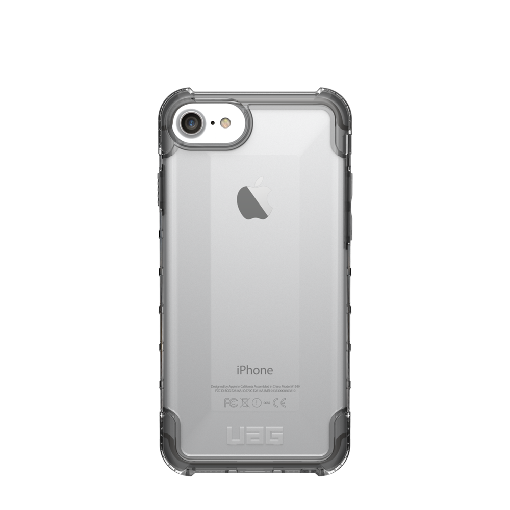 "UAG Original Protective Cover Case Plyo Series για Apple iPhone 7 & 8 (4.7"") & iPhone 6 / 6S (4.7"") ICE (Clear)"