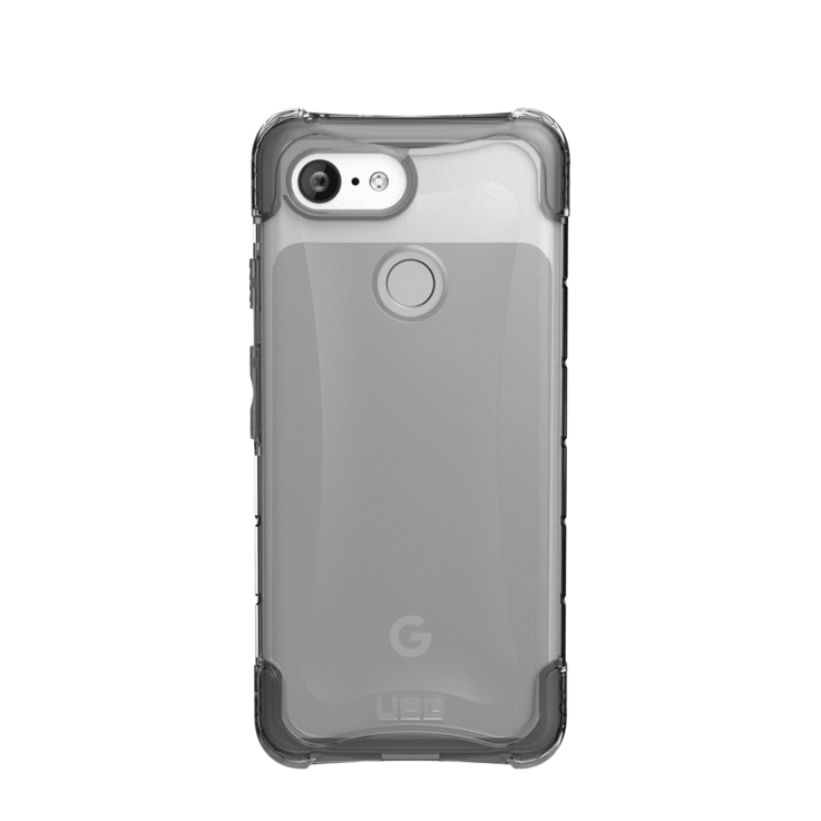 UAG Original Protective Cover Case Plyo Series για Google Pixel 3 ICE (Clear)