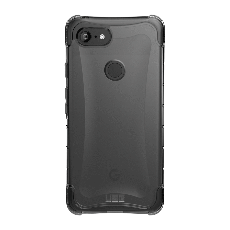 UAG Original Protective Cover Case Plyo Series για Google Pixel 3 XL ICE (Clear)