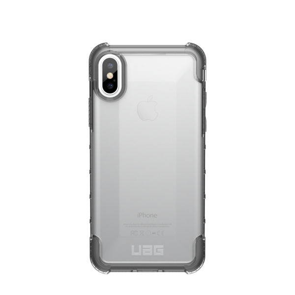 "UAG Original Protective Cover Case Plyo Series για Apple iPhone X (5.8"") ICE (Clear)"