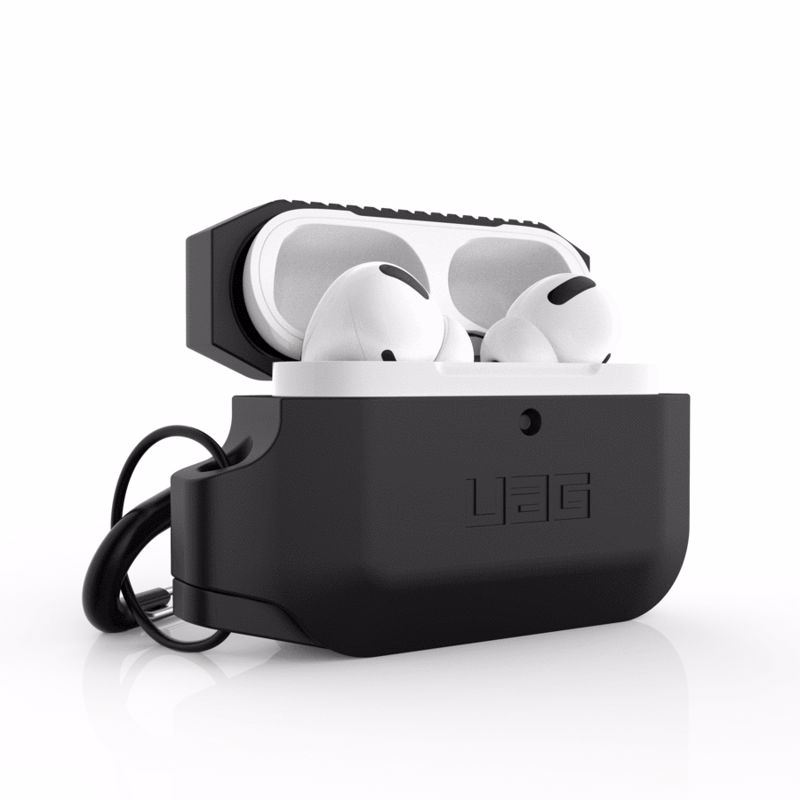UAG Original Silicone Cover WeatherProof Case για Apple Airpods Pro Black