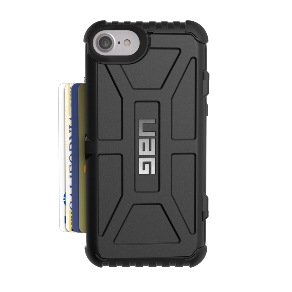 "UAG Original Protective Cover Case Trooper Series για Apple iPhone 7 & 8 (4.7"") & iPhone 6 / 6S (4.7"") Black"